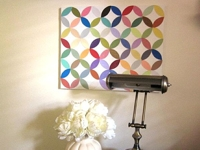 TristinandCompany Paint Chips Wall Art