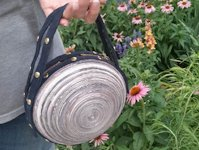 Upcycle Design Lab Paper Handbag