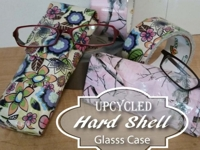 Upcycled Design Lab Blog Recycling Glasses Case