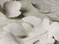 Urban Comfort Clay Leaf Bowl