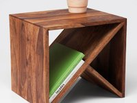 Urban Outfitters Zig Zag Side Table