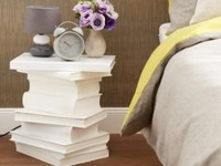 Wohnidee Book Side Table