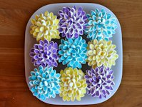 Yammies Noshery Marshmallow Flowers