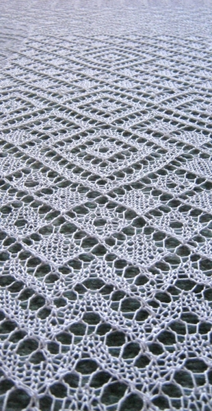 YouKnits - lace knitting pattern modules