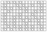 Random Knitting Pattern Generator : Zufalls-Strickmuster Generator   unikatissimas