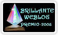 Brilliante Weblog 2008