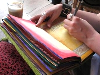 craftster Create a Travel Journal