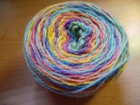 craftster Dying Self-Striping Yarn