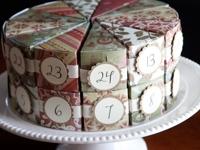 Kuchen Adventskalender Unikatissimas