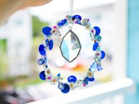 favecrafts Beads and Sequins Suncatcher