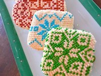 instructables Adobi Cross Stitch Cookies