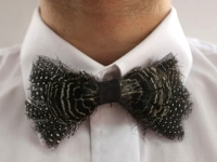 instructables CsiGiRe Feather Bow Tie