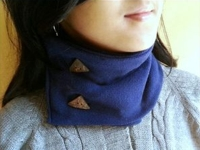 instructables Muhaiminah Faiz Neck Warmer
