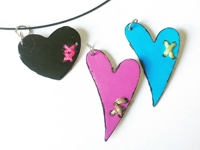 instructables Not_Tasha Cute Heart Pendants