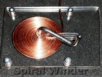 instructables Omnivent Wire Spiral Winder
