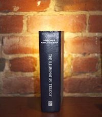instructables fungus amungus Book Lamp