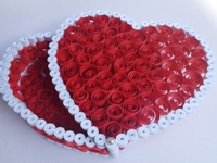 instructables iHandw Quilling Heart Box
