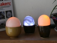 instructables kentkb Easter Egg Lamp