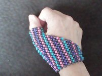 instructables mrsmerwin Beaded Hand Jewelry