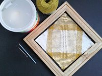 instructables ronphillips Diagonal Weaving