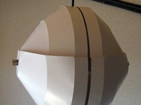 instructables terrapol Adjustable Cardboard Lampshade