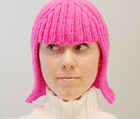 knitty Megan Reardon Knitted Wig