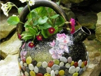 mam2mam Mama Igoryan Recycled Tea Pot Planter