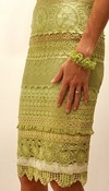 no big dill Skirt from Lace