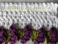 pontopreso1 Crochet Edging