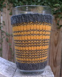 ravelry Helen Mathews Knitted Coffee Cozy