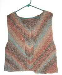 ravelry Lorraine J Major Seamless Bias Knitted Vest