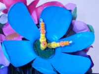 recyclart Plastic Bottle Flowers