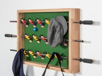 selbst_de Table Soccer Clothes Hook