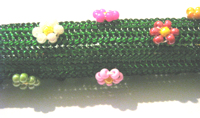 unikatissima Beaded Daisy Chains
