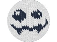 unikatissima Knitted Halloween Ornaments