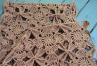 Square 'n' Fair - Lacy Crochet Square Margarethe