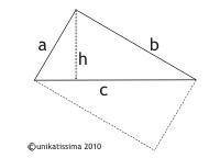 unikatissima's online Pythagoras calculator