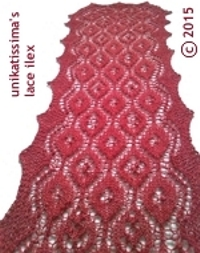 Lace Knitter's Advent Calendar 2015