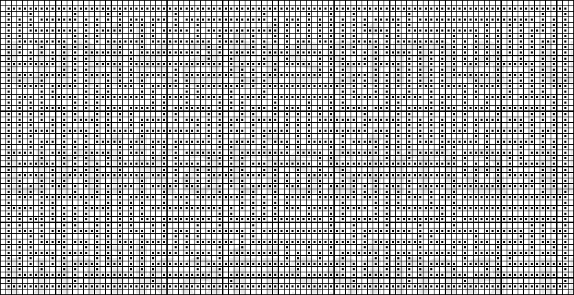 Maze Pattern Generator Unikatissima's Interesting Knitting Pattern Generator