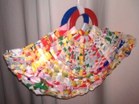 weupcycle Plastic Bag from Plastic Bags