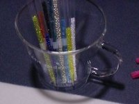 wikihow Store Seed Beads in Plastic Straws