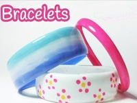youtube Innova Crafts Plastic Bottle Bracelets