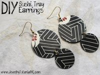 youtube JewelryTutorialHQ Japanese Style Earrings