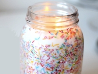 youtube Recipes by Carina Cupcake Candle